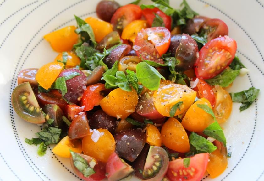 Herloom tomato salad-2 copy