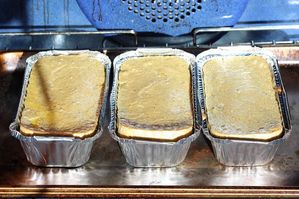Baking leverpostej