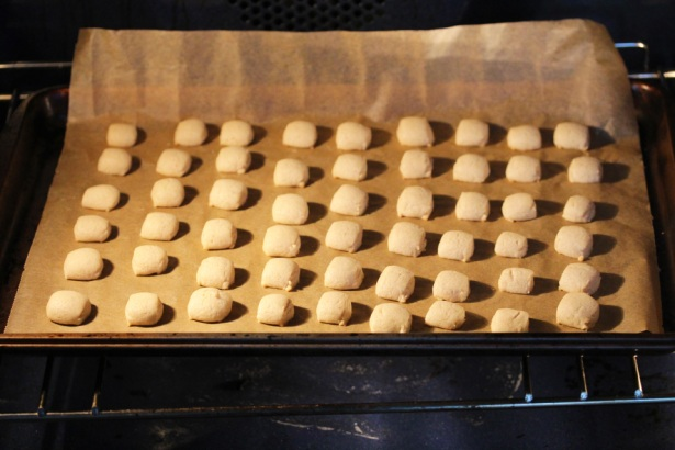 Pepper nuts sin oven