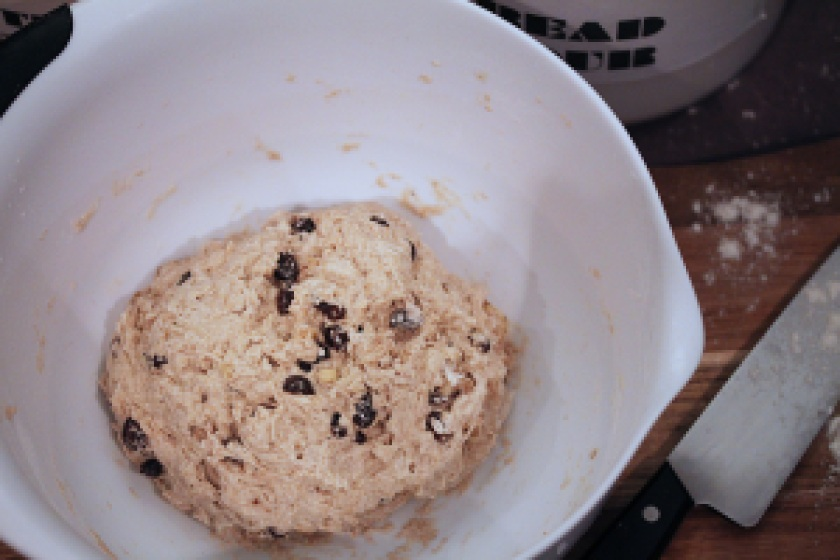 Pan co'santi dough rising part1a
