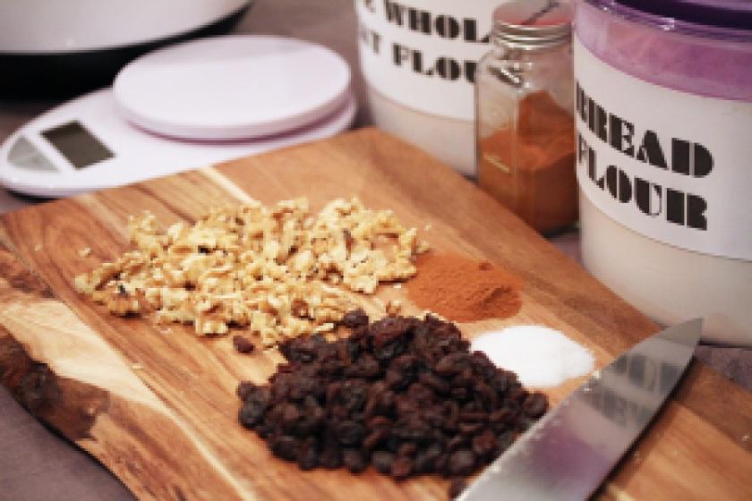 Pan co'santi ingredients