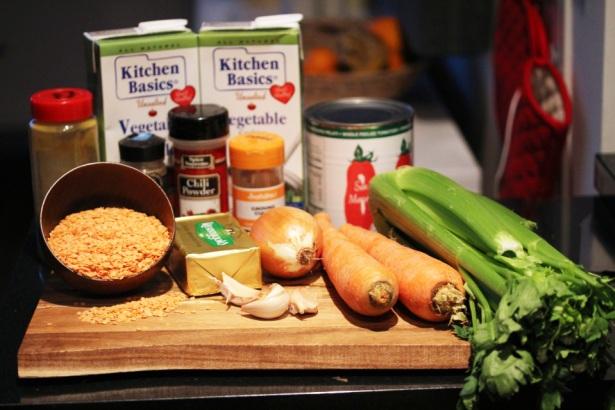 lintel soup ingredients