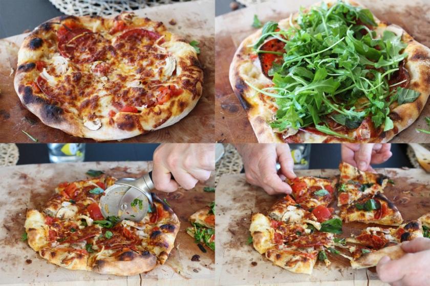 Pizza ready